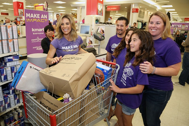 March of dimes Kmart