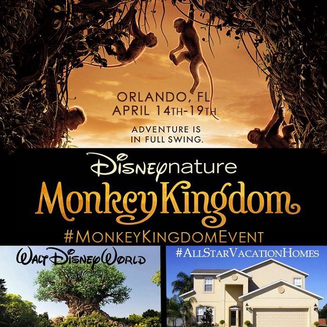 #MonkeyKingdomEvent