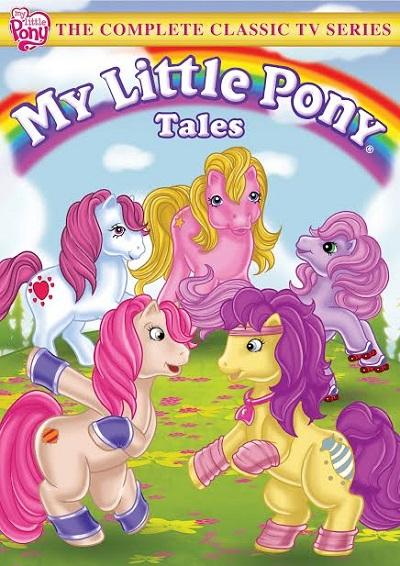 My little ponies classic dvd