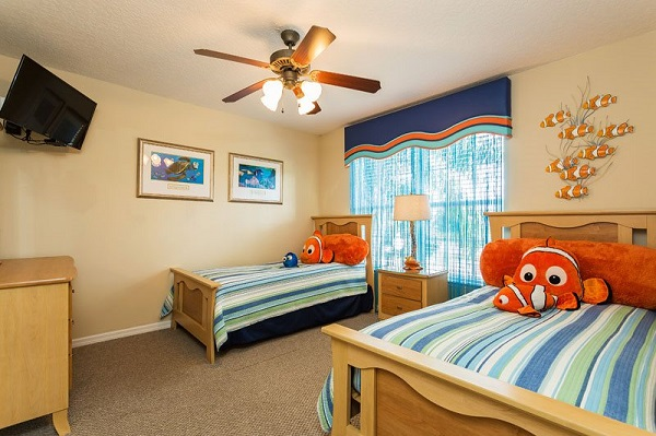 Nemo themed rental allstar vacation homes