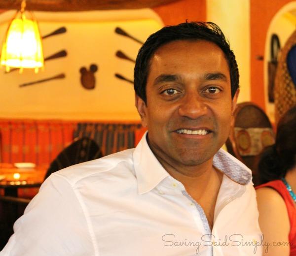 Sanjayan interview