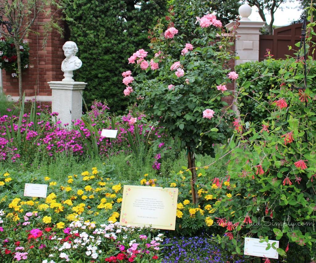 Shakespeare Festival Outdoor: 2015 EPCOT Flower & Garden Festival