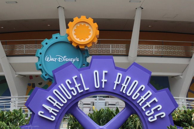 Carousel of progress fun facts