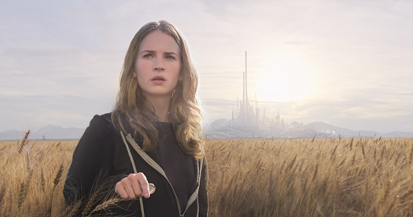 Disney Tomorrowland movie review families