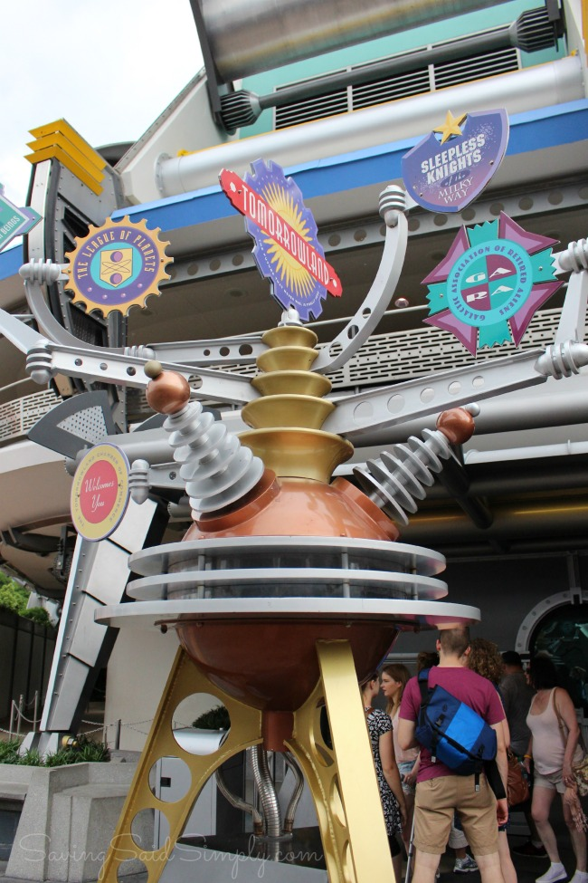 Disney tomorrowland fun facts