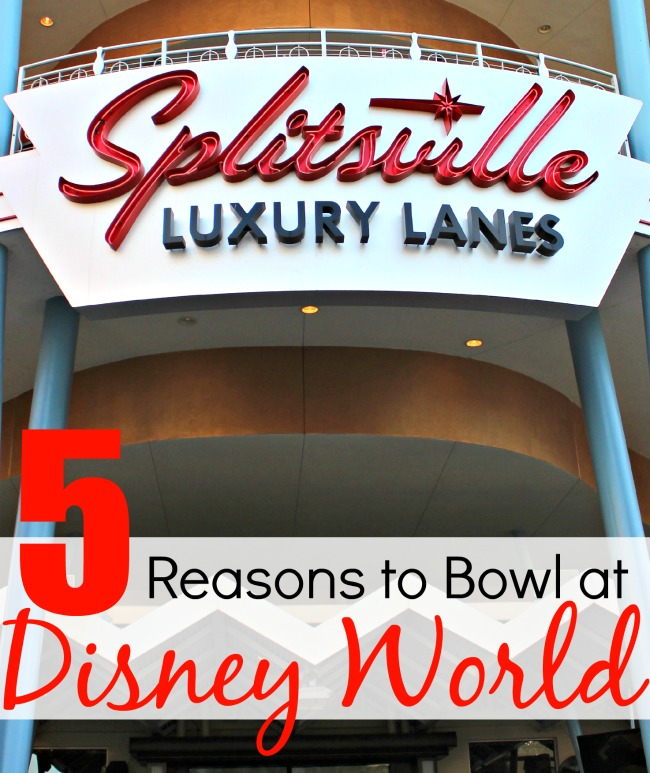 Splitsville Orlando 5 reasons to bowl at Disney world