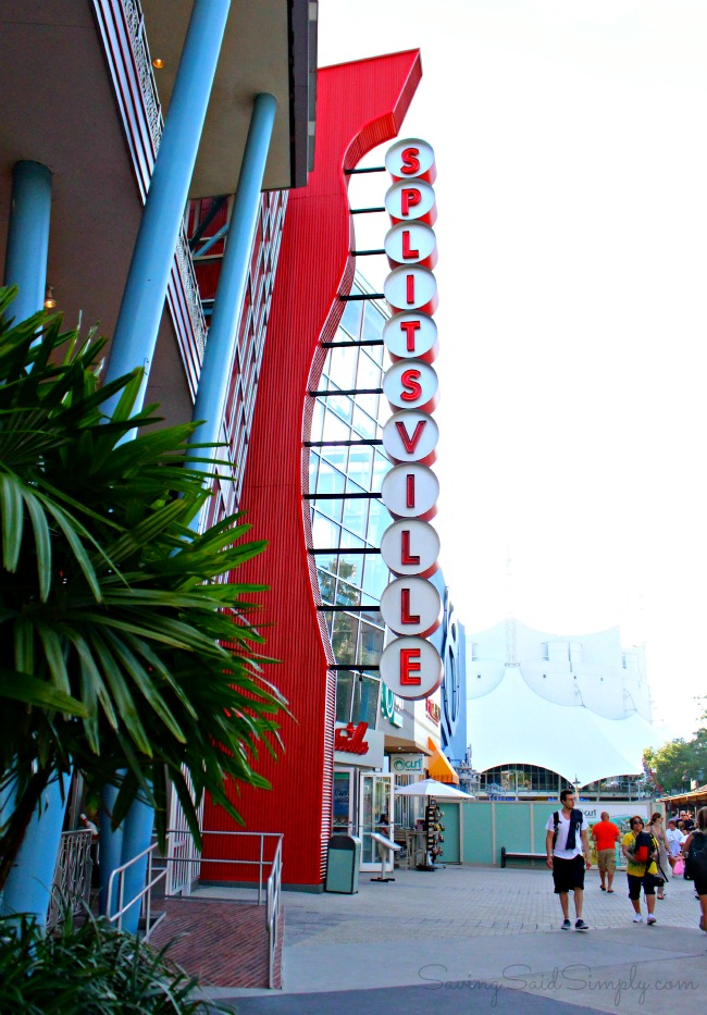 Splitsville Orlando review