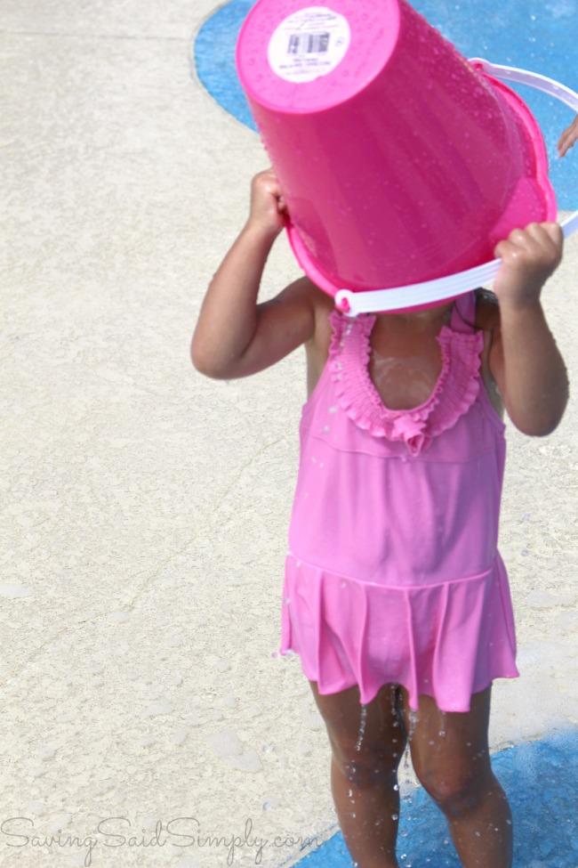 Summer tips baby skin