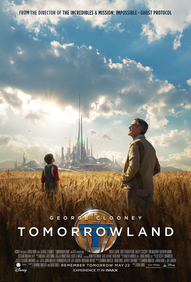 Tomorrowland movie review safe for kids