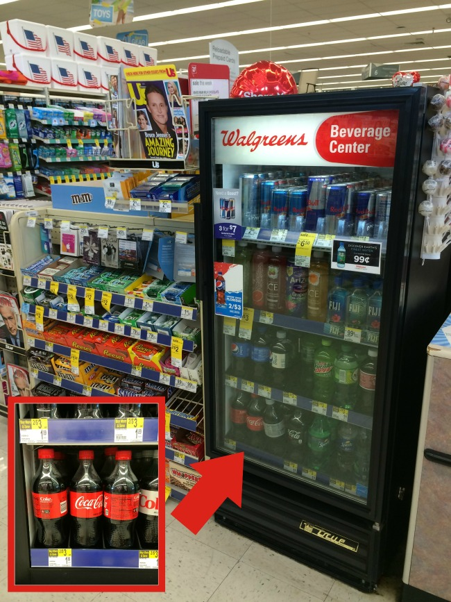 Walgreens happy hour bogo coke deal