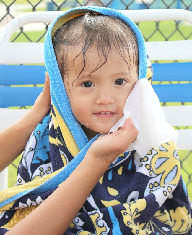 WaterWipes for babies