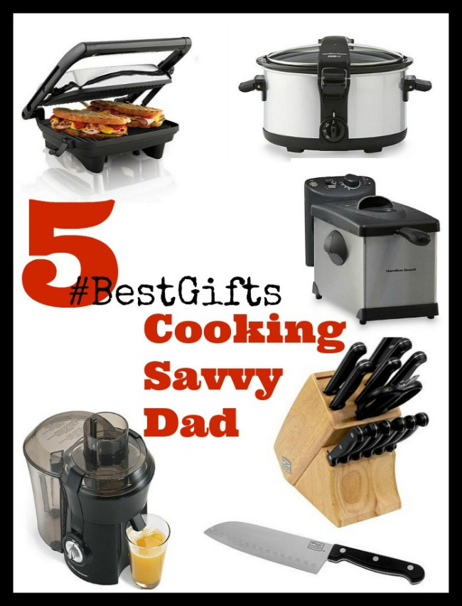 Fathers day gift ideas cooking