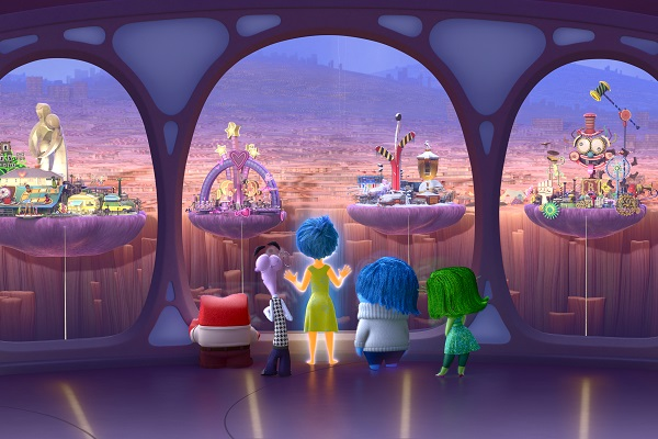 Inside out movie review kids