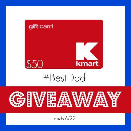 Kmart fathers day giveaway