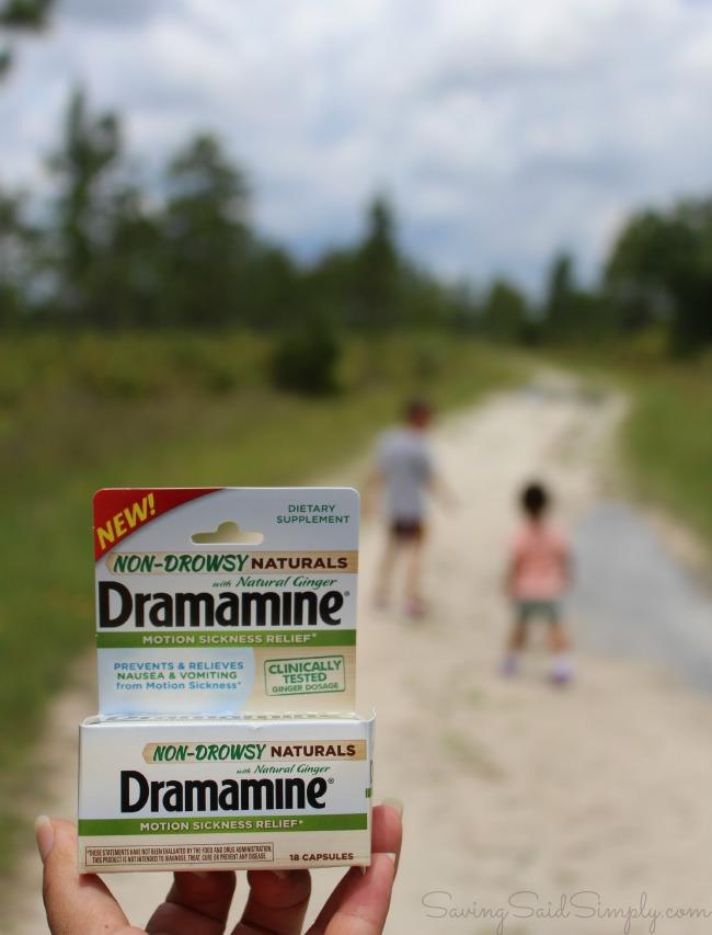 Non-drowsy Dramamine revoew