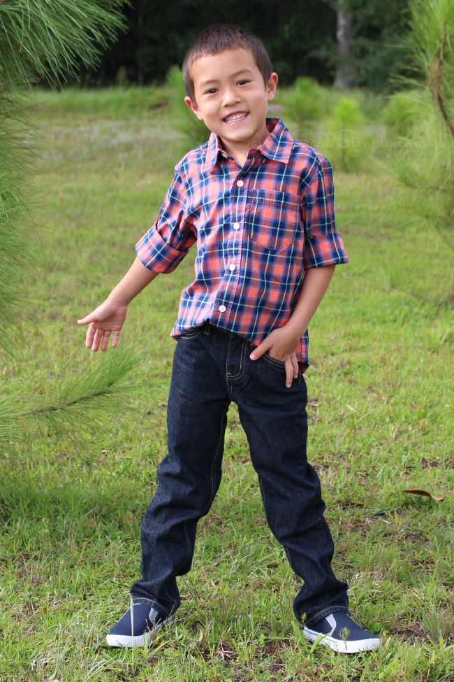 2015 Oshkosh Bgosh boys fashion