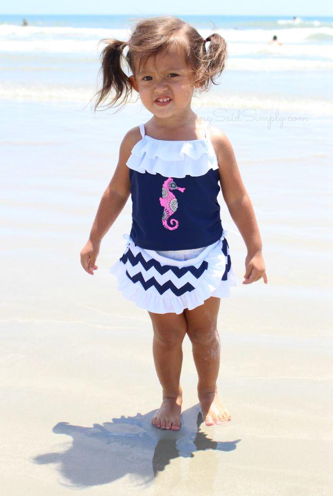 Best kids swimwear spf