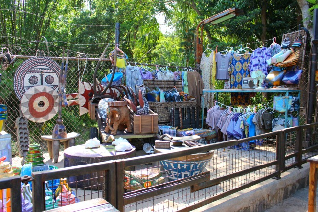 Disney animal kingdom Harambe market