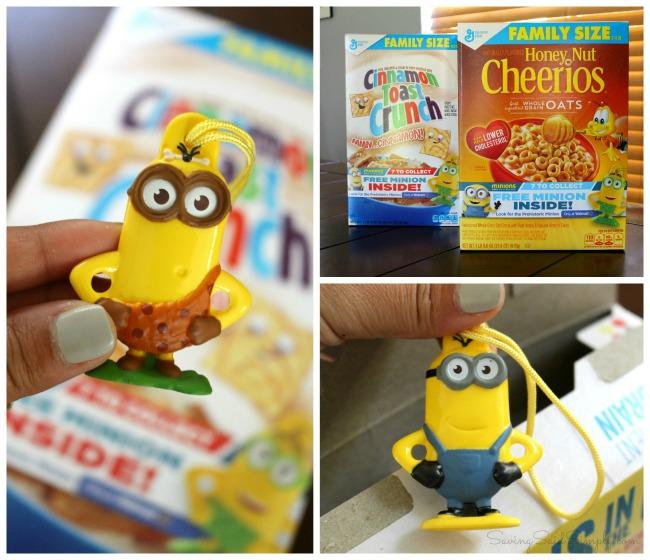 Free minion toy