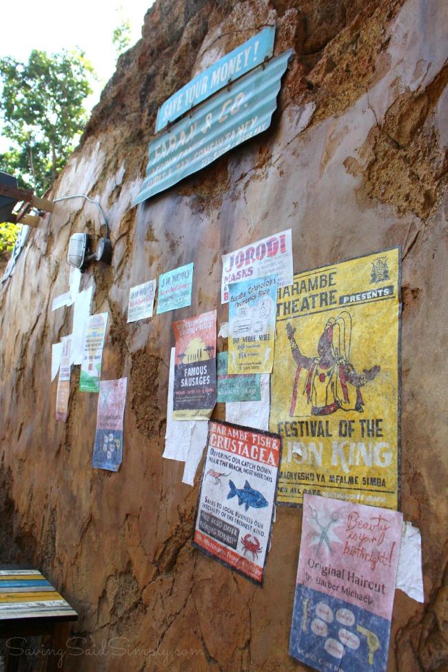 Harambe market Africa