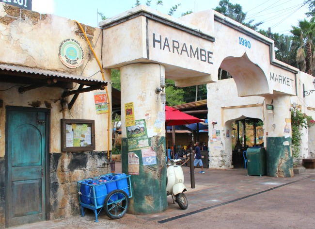 Harambe market Disney animal kingdom