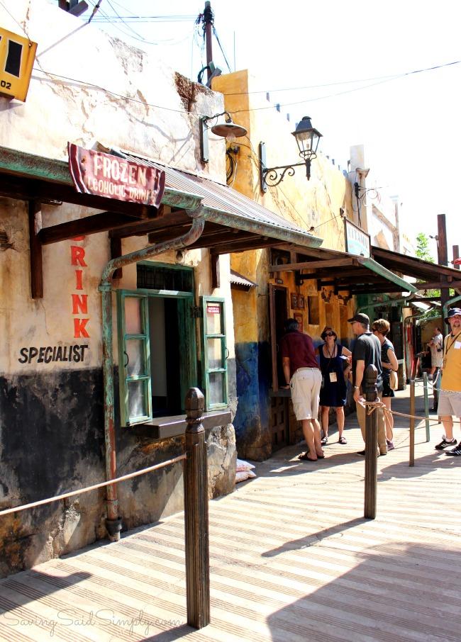 Harambe market Disney
