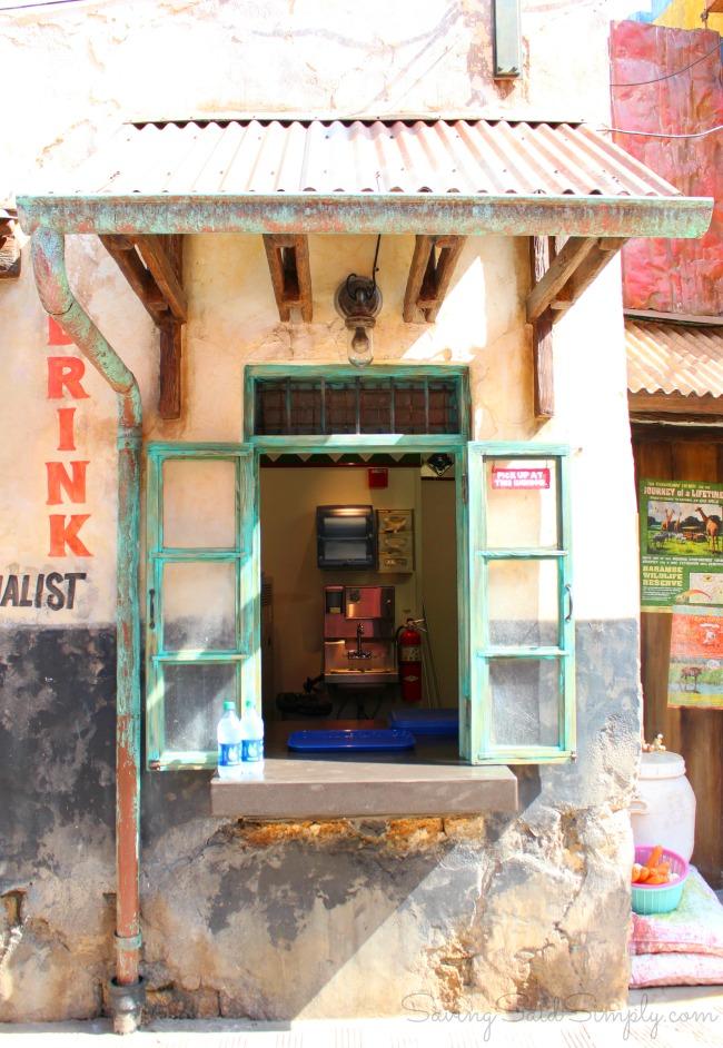 Harambe market quick service food