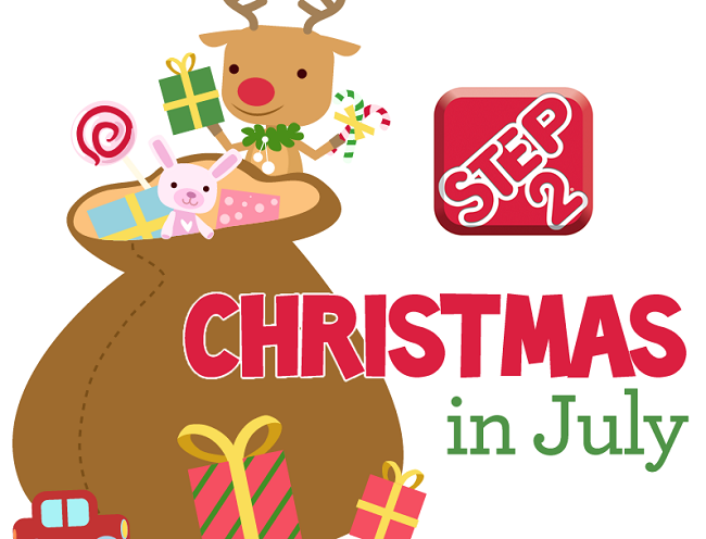 Step2 Christmas in July sale 2015