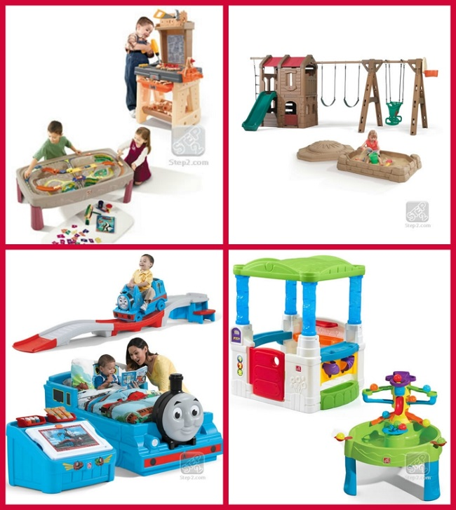 Step2 toy sets deal