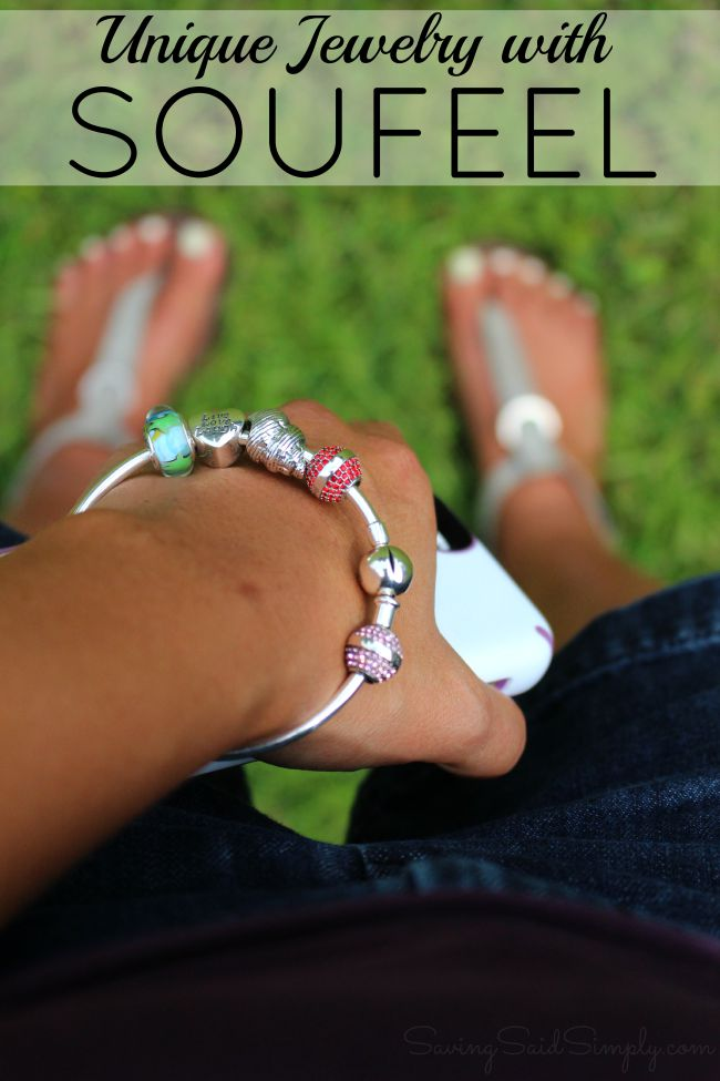 Unique jewelry with SOUFEEL charm bracelets review