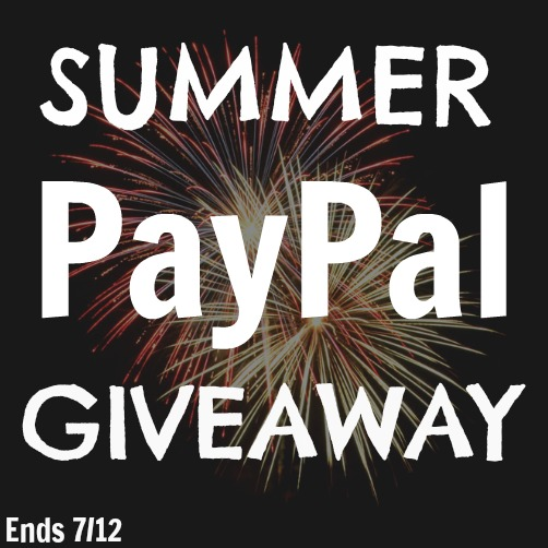 Summer paypal giveaway