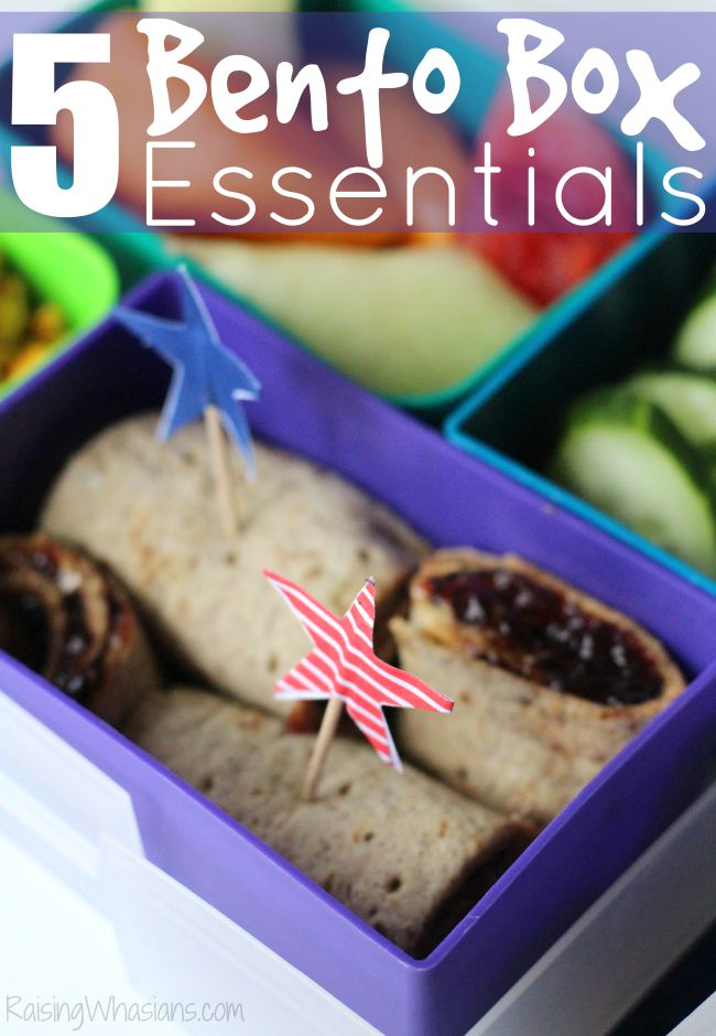 5 bento box essentials for school lunch success. Black Bedroom Furniture Sets. Home Design Ideas