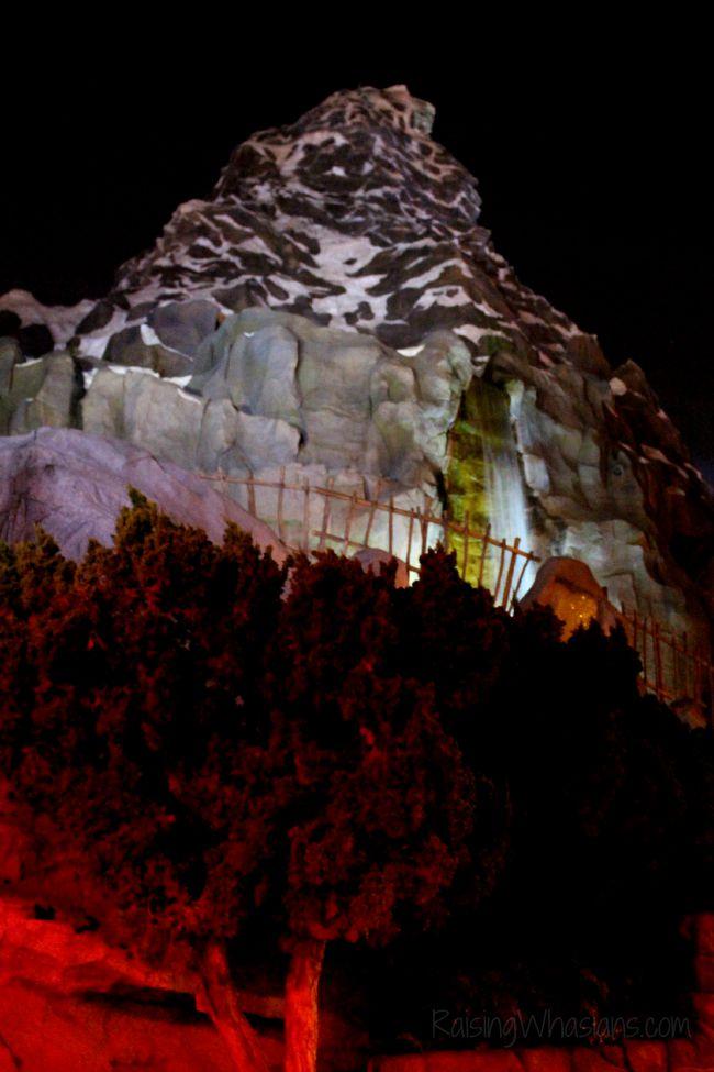 Best Disneyland rides Matterhorn
