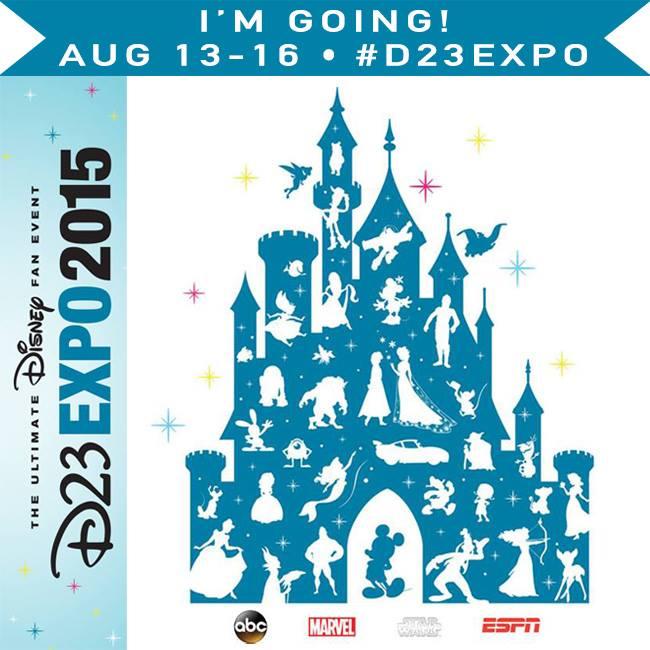 D23 expo 2015 #d23expo