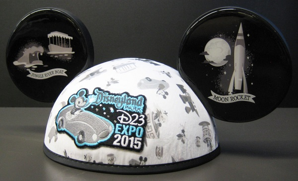 D23expo dream store ear hat