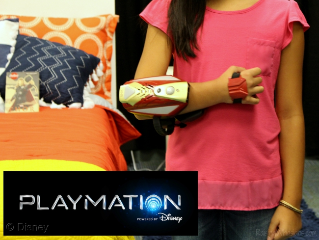 Disney Playmation demonstration
