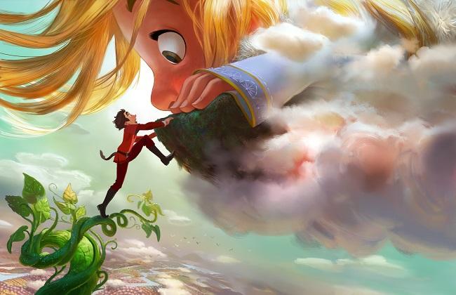Disney gigantic movie
