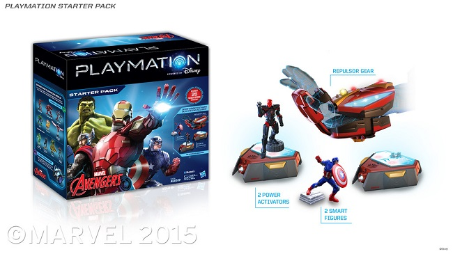 Disney playmation what is included