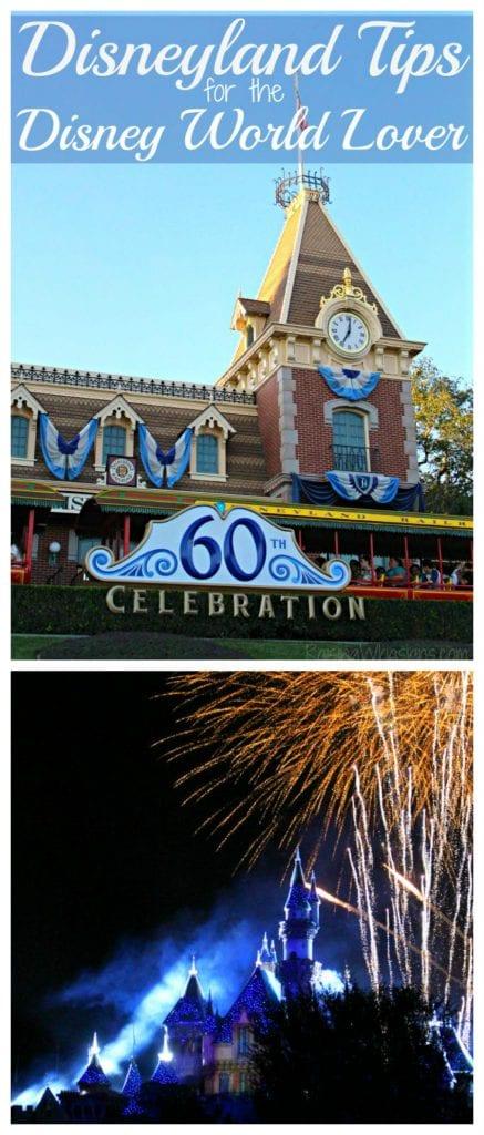 Disneyland tips Disney world