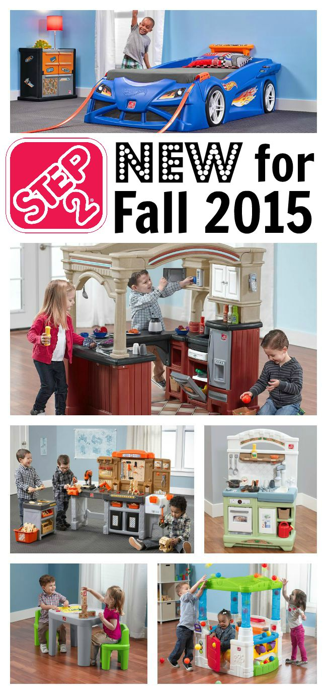 Fall 2015 Step2 toys