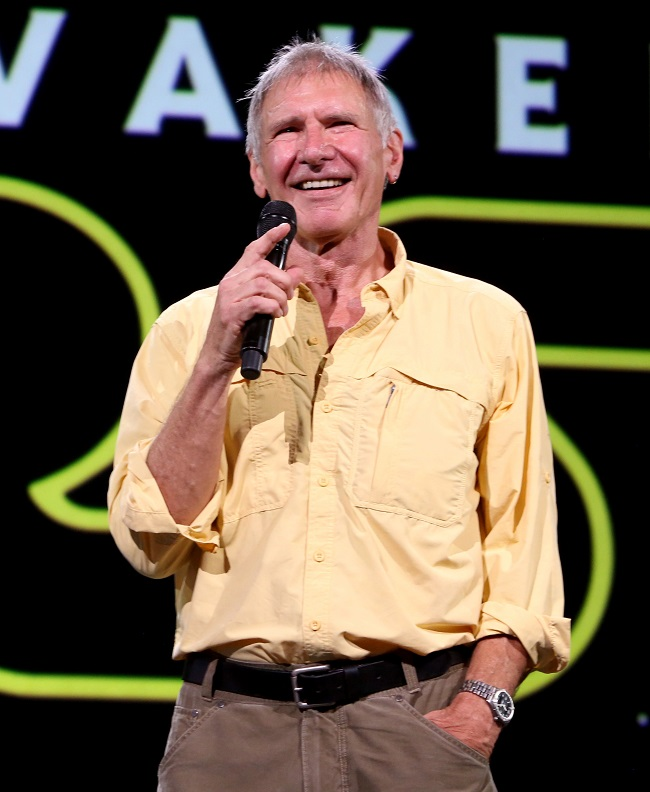 Harrison ford d23 expo 2015