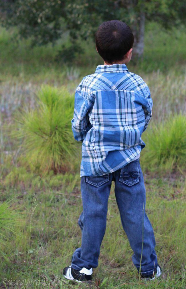 Kmart jeans for boys