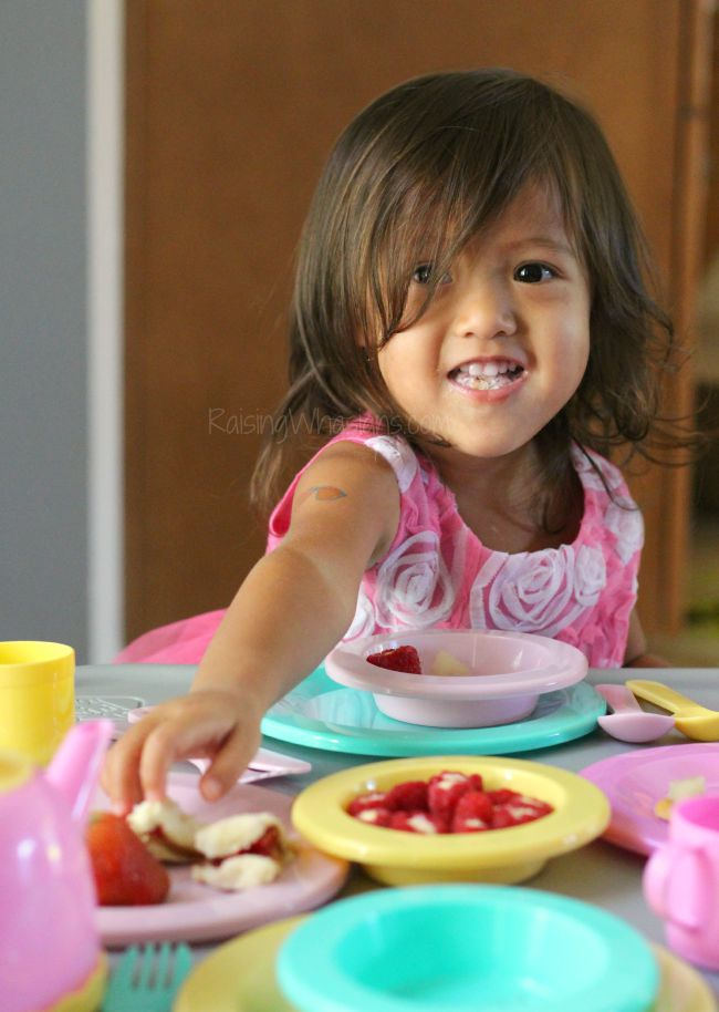 Play tea party ideas
