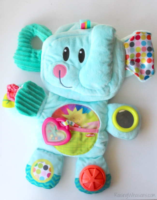 Playskool fold n go busy elephant review