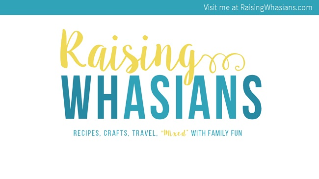 Raising whasians blog