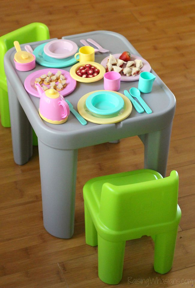 Ultimate Toddler Tea Party Ideas - Raising Whasians