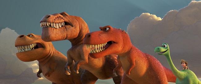 The good dinosaur d23