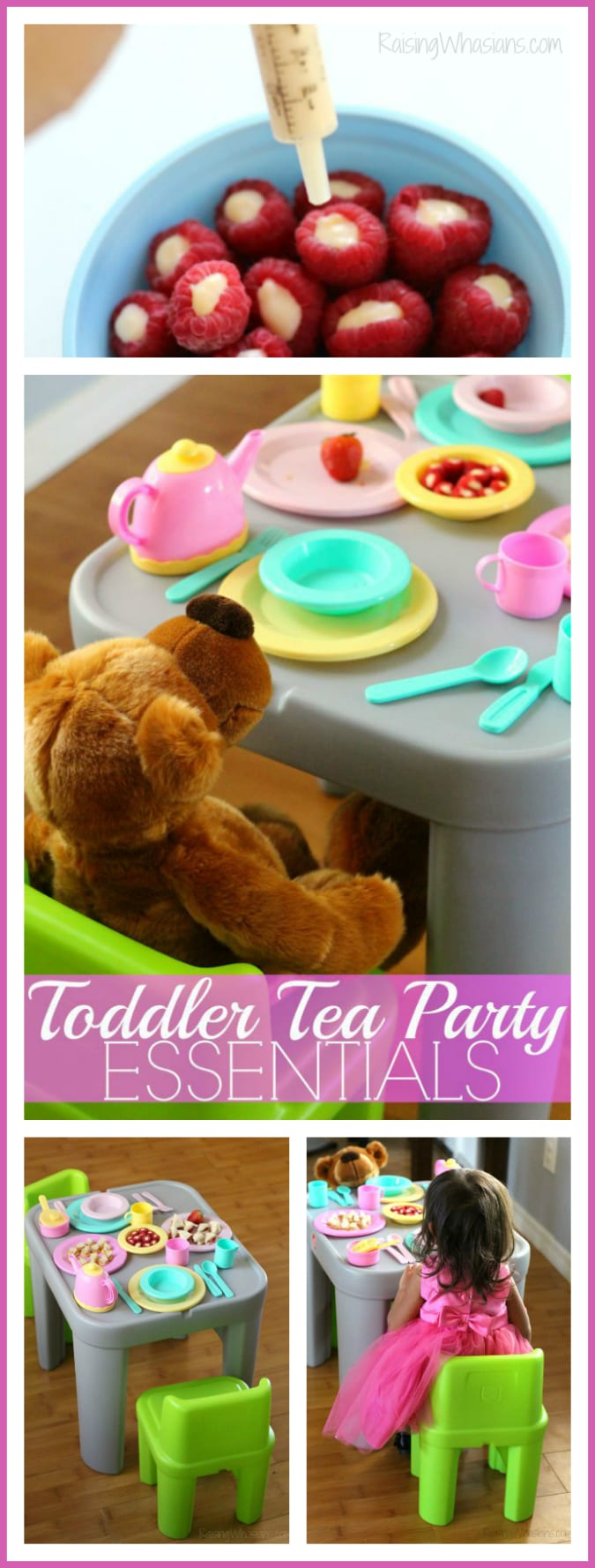Toddler tea party ideas pinterest