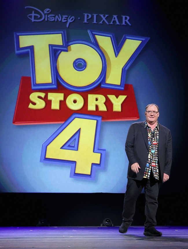 Toy story 4 plot reveal