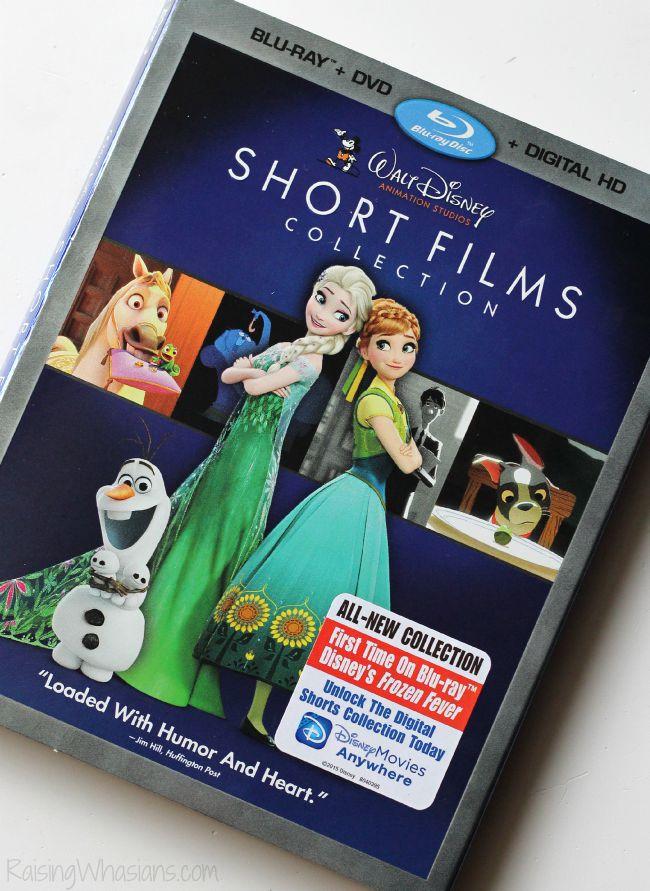 Walt Disney short films collection interview